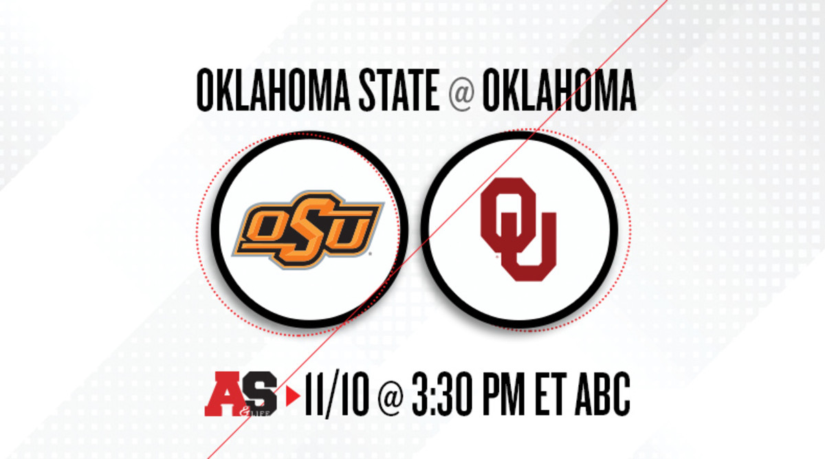 Oklahoma State Cowboys vs. Oklahoma Sooners Prediction and Preview