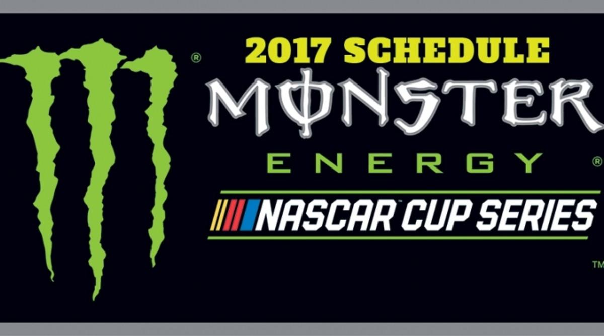 Printable NASCAR Schedules 2017