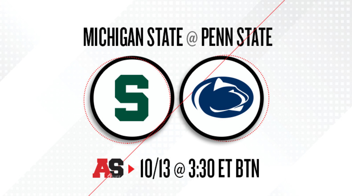 Michigan State Spartans vs. Penn State Nittany Lions Prediction and Preview