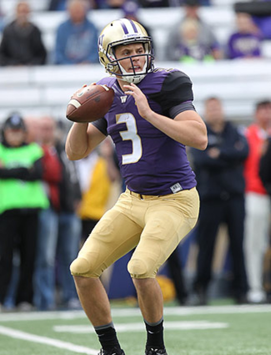 Jake Browning College Football