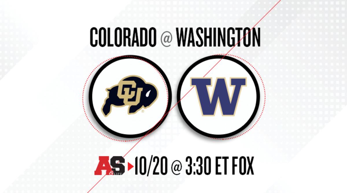 Colorado Buffaloes vs. Washington Huskies Prediction and Preview