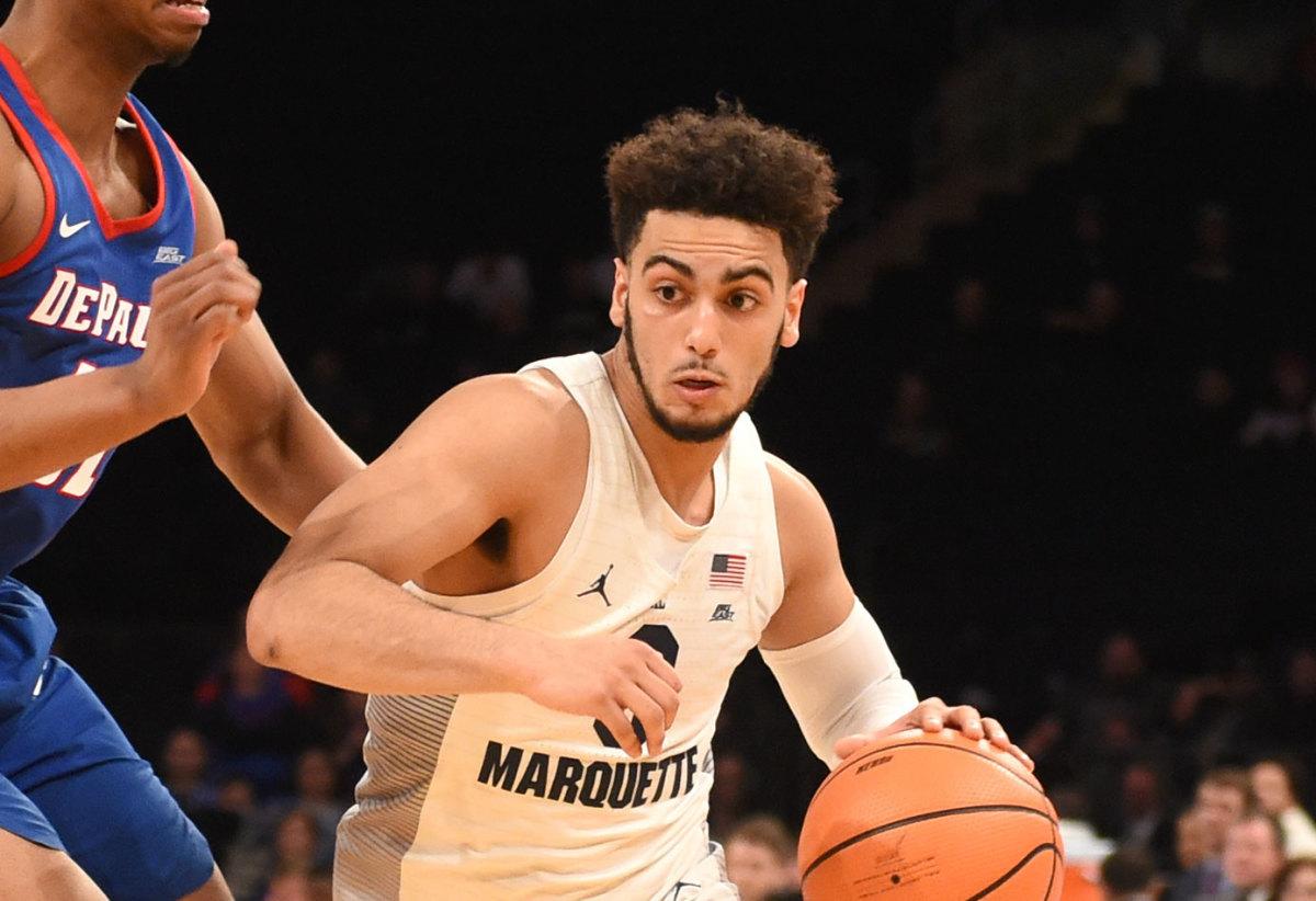Marquette Basketball: Markus Howard