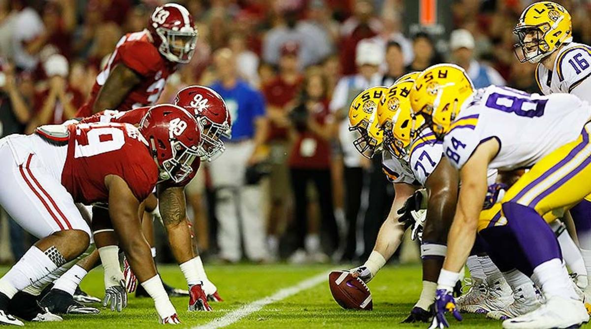 10 Fast Facts About the Alabama vs. LSU Rivalry
