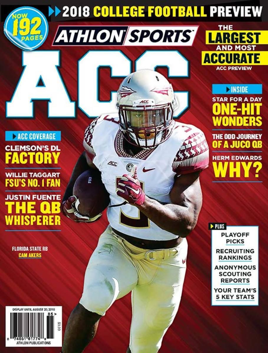 Florida State Football/ACC Magazine
