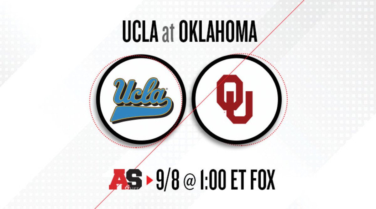 UCLA Bruins vs. Oklahoma Sooners Prediction and Preview