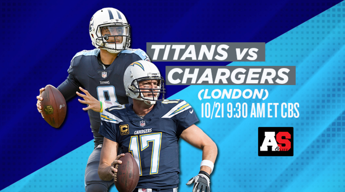 NFL London Games: Tennessee Titans vs. Los Angeles Chargers Prediction and Preview