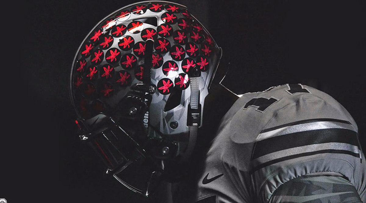 Ohio State Buckeyes Football Alternate Uniform