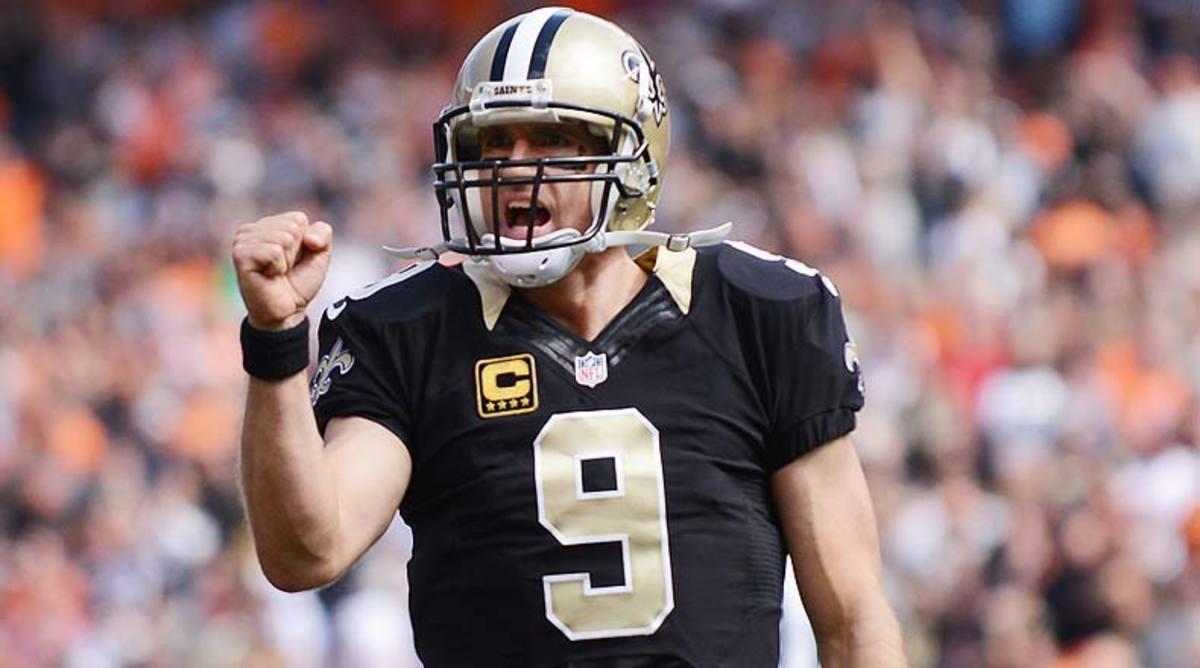 NFL Power Rankings: Drew Brees