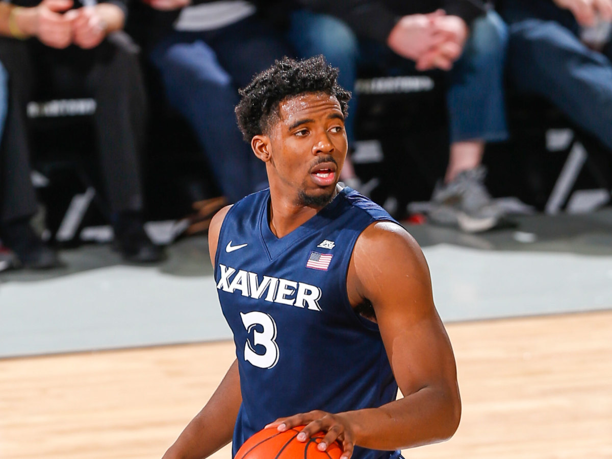 Xavier Basketball: Quentin Goodin
