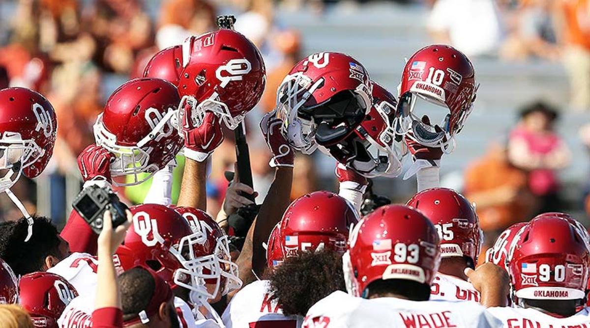 Oklahoma Sooners College Football