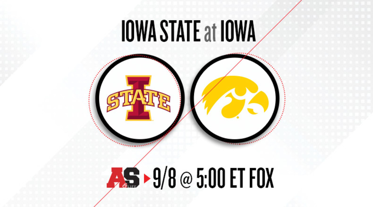 Iowa State Cyclones vs. Iowa Hawkeyes Prediction and Preview