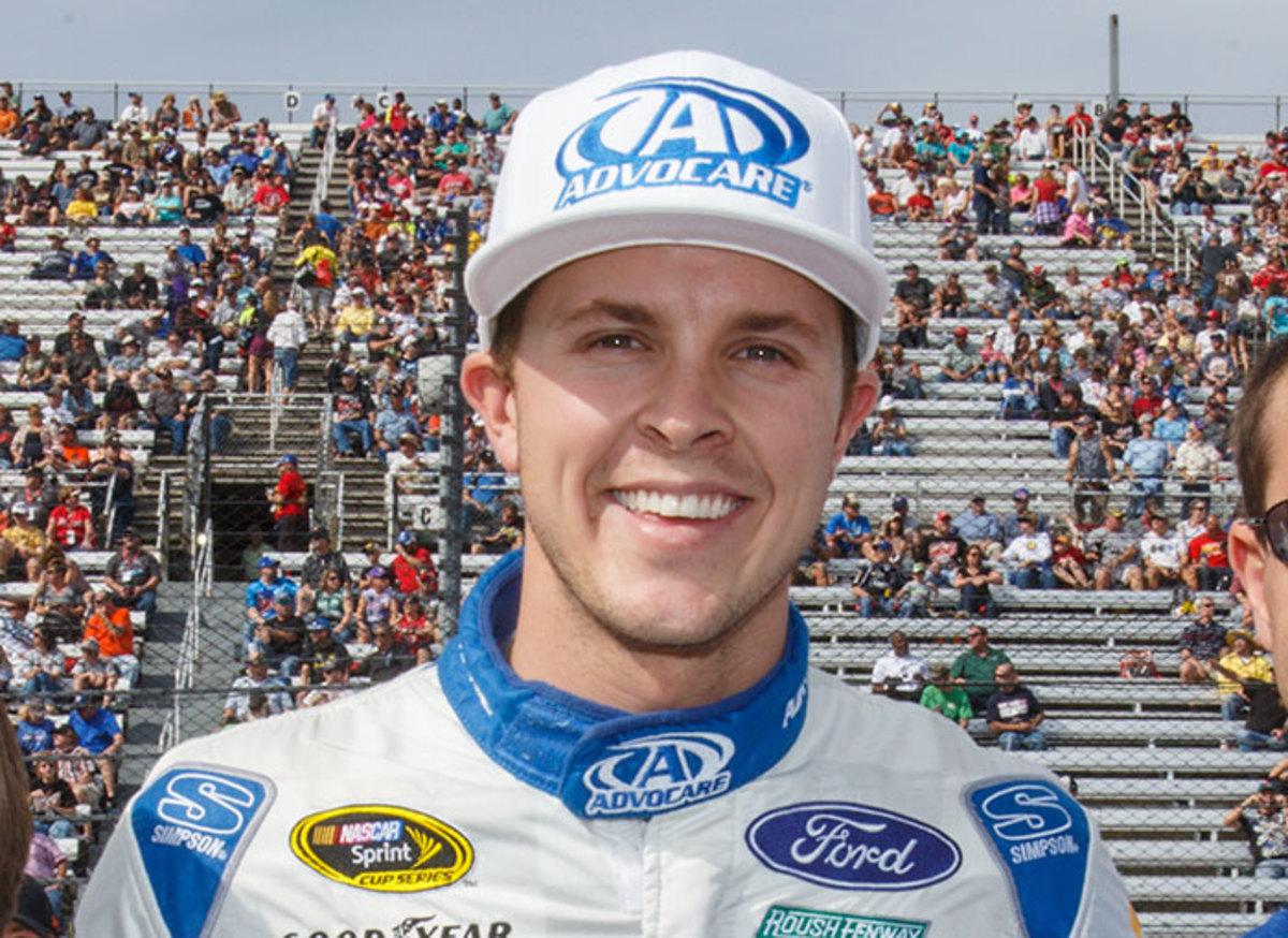 Trevor Bayne: 2017 NASCAR Season Driver Preview