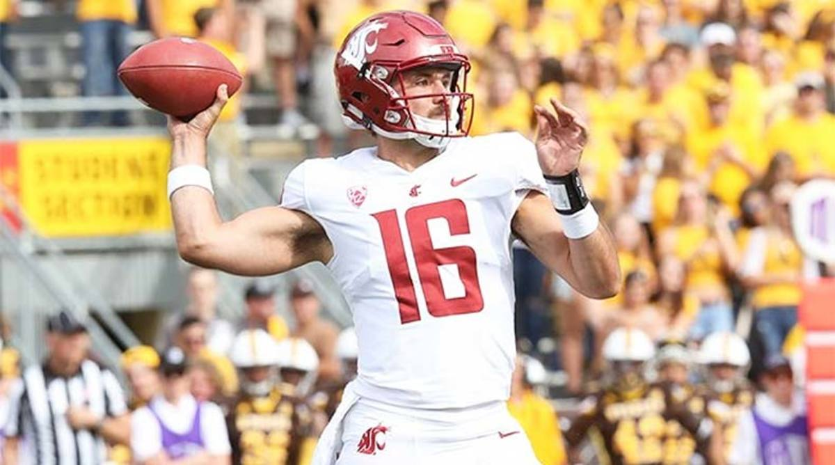 Washington State Cougars Midseason Review and Second Half Preview: Gardner Minshew
