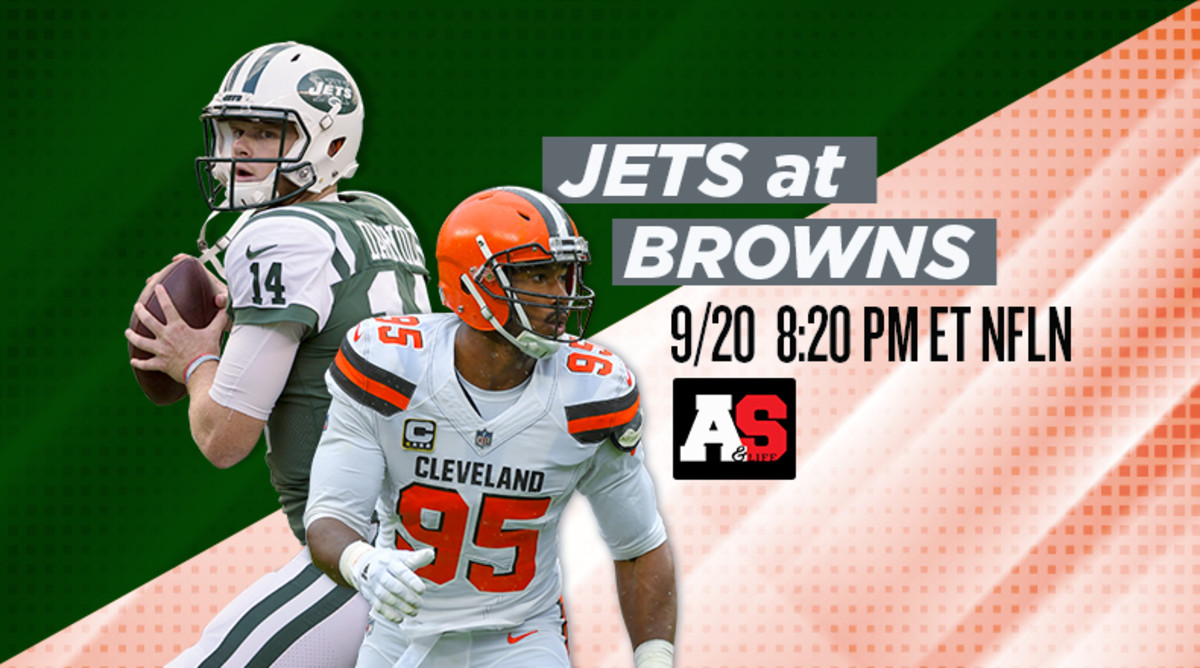 Thursday Night Football: New York Jets vs. Cleveland Browns Prediction and Preview