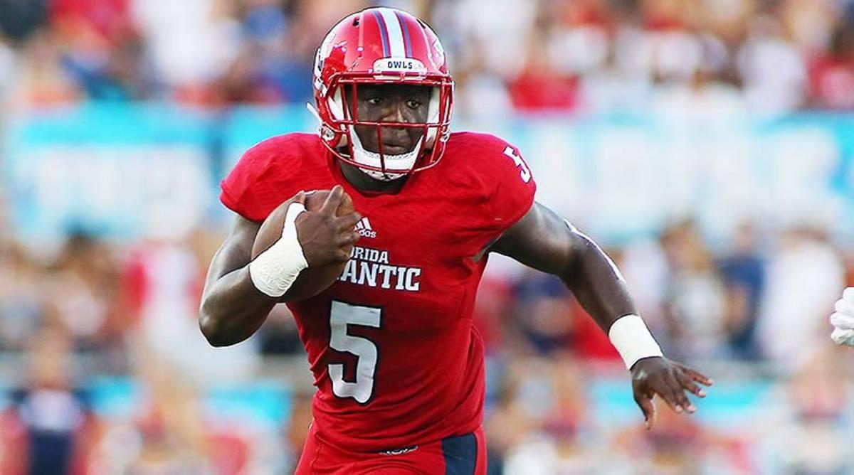 Devin Singletary, Florida Atlantic Football