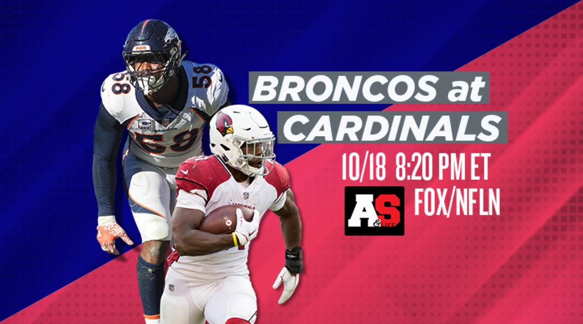 Thursday Night Football: Denver Broncos vs. Arizona Cardinals Prediction and Preview