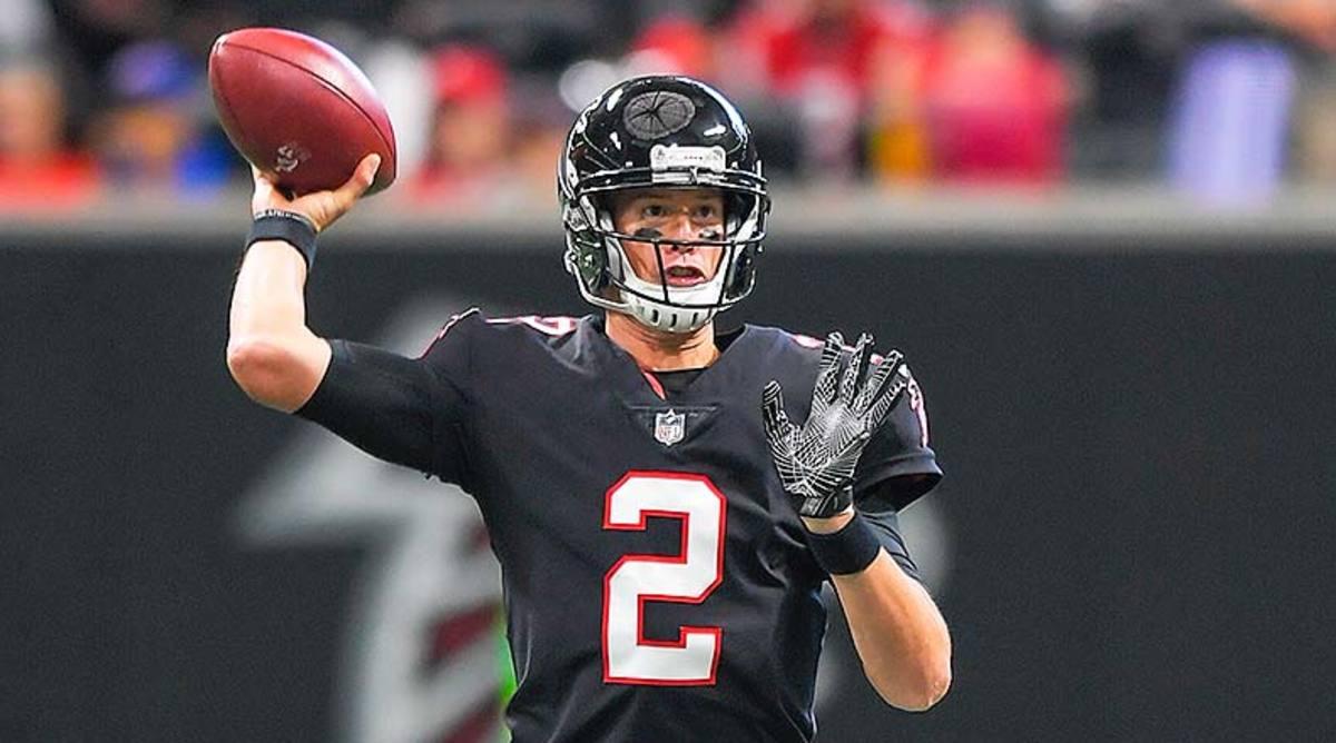 Matt Ryan: NFL Picks for Week 7