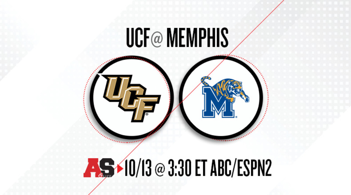 UCF Knights vs. Memphis Tigers Prediction and Preview