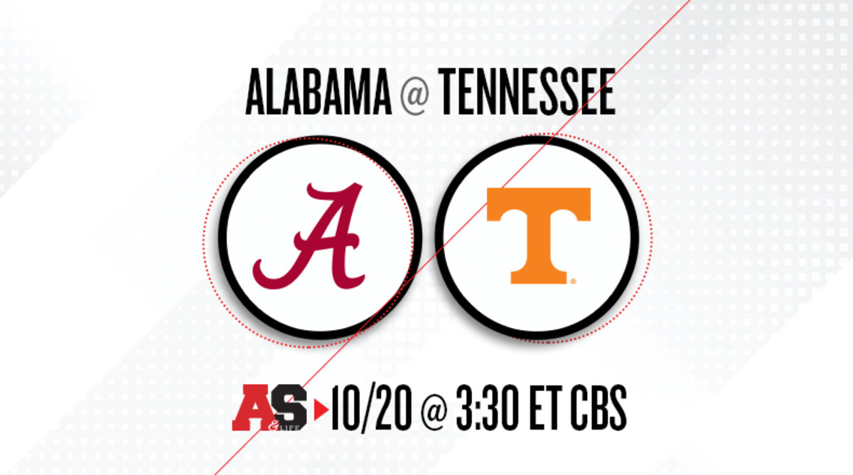 Alabama Crimson Tide vs. Tennessee Volunteers Prediction and Preview