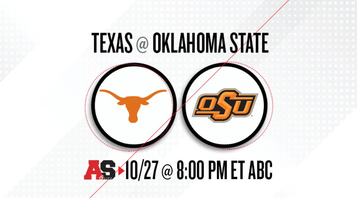 Texas Longhorns vs. Oklahoma State Cowboys Prediction and Preview