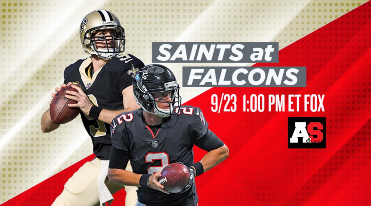 New Orleans Saints vs. Atlanta Falcons Prediction and Preview