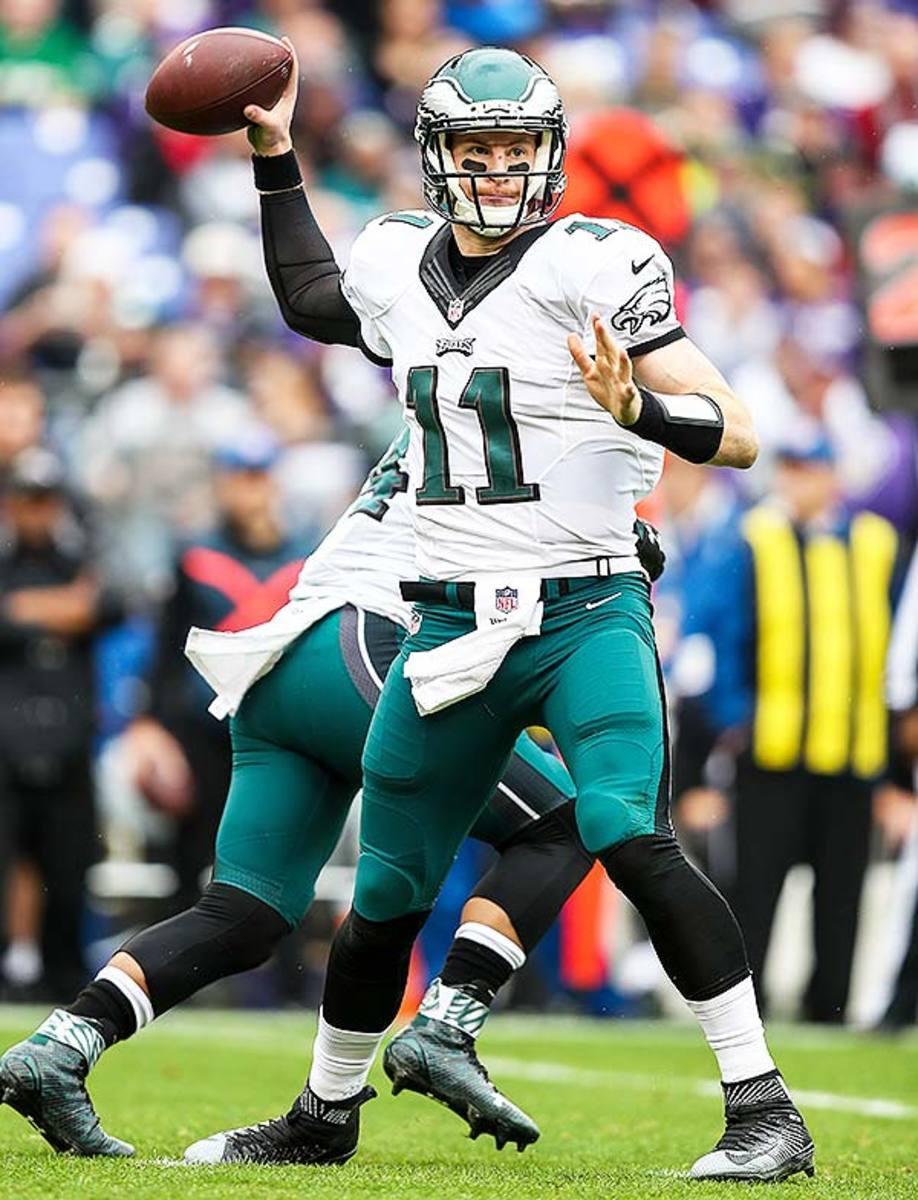 NFL Picks: Carson Wentz