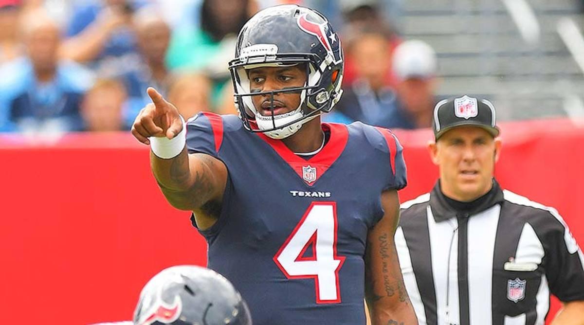 Houston Texans vs. Jacksonville Jaguars Prediction and Preview: Deshaun Watson