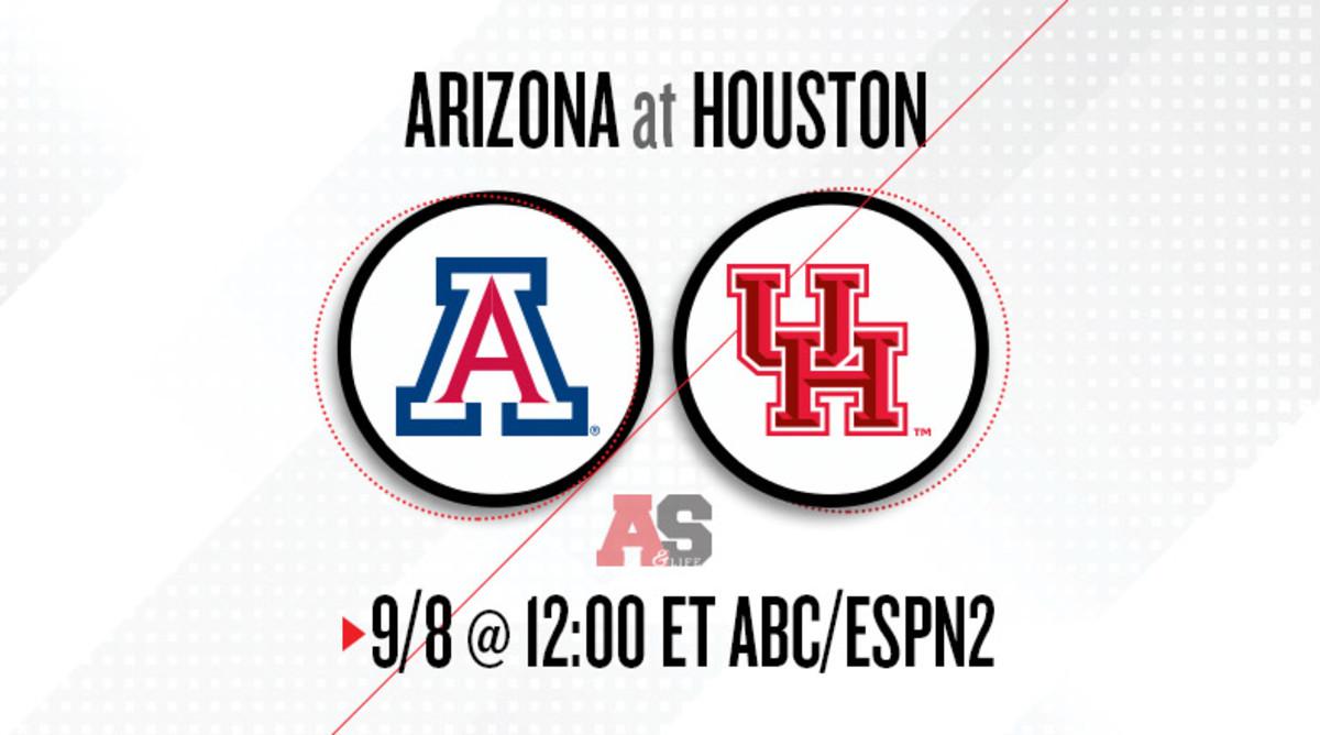Arizona Wildcats vs. Houston Cougars Prediction and Preview