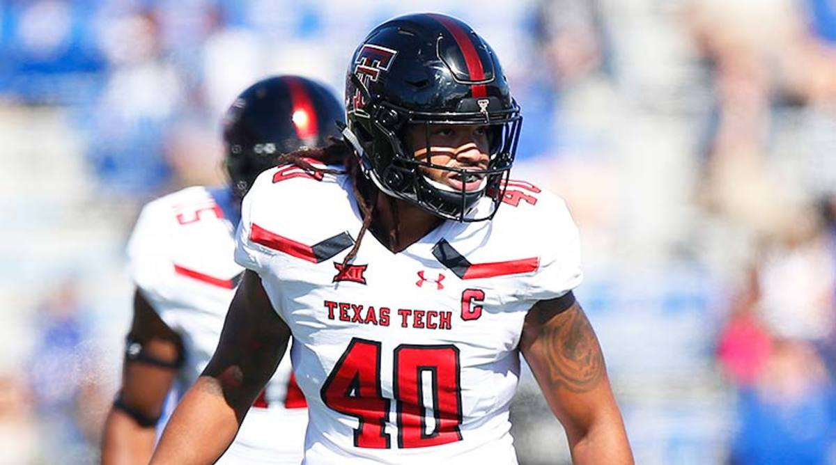 Kansas Jayhawks vs. Texas Tech Red Raiders Prediction and Preview: Dakota Allen