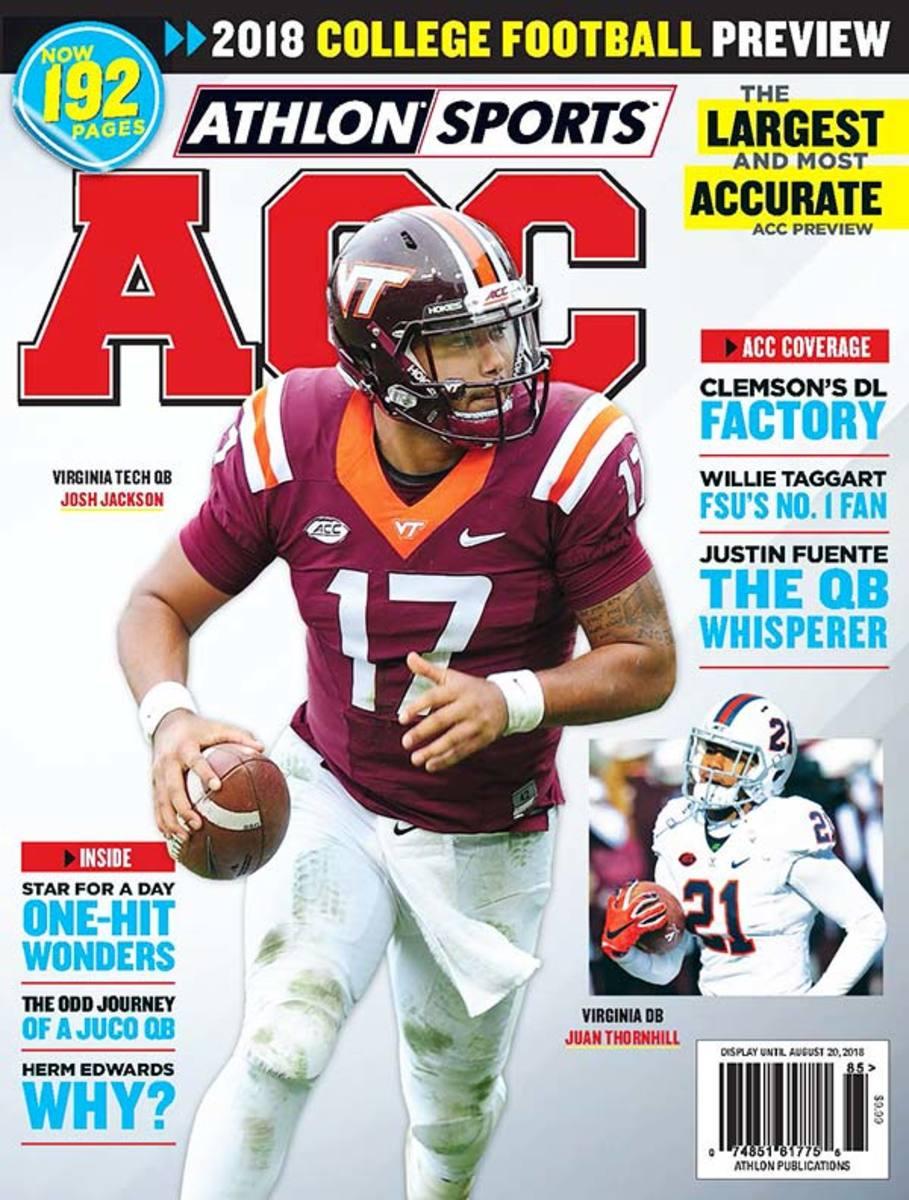 Virginia Football/ACC Magazine