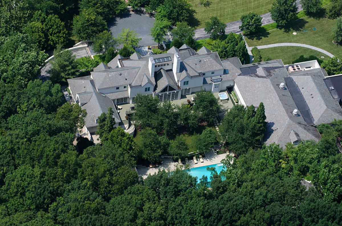 Cal Ripken Jr.'s home