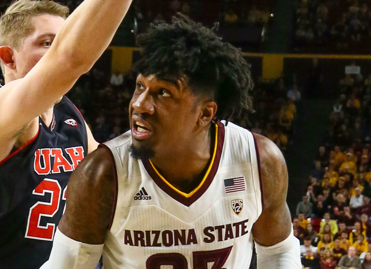 Arizona State Basketball: Romello White