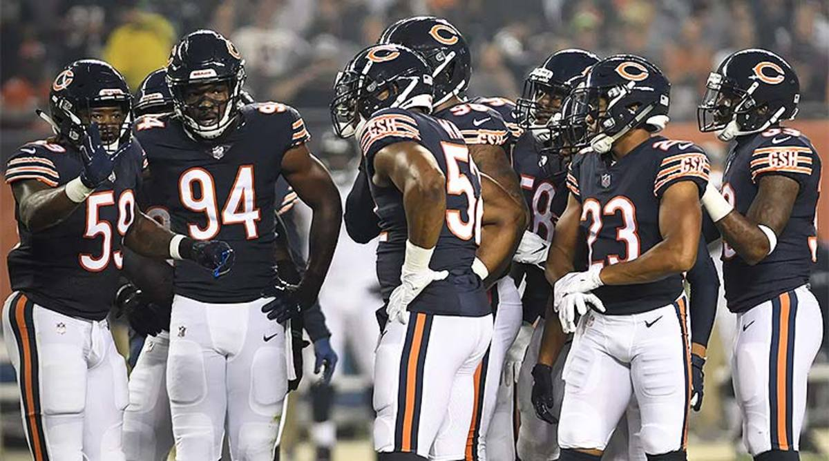 Chicago Bears: Defense/Special Teams (DST) Rankings Week 3