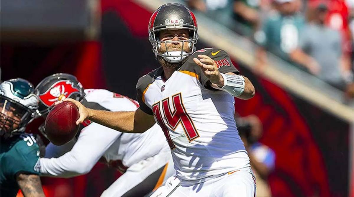 Quarterback Rankings Week 4: Ryan Fitzpatrick