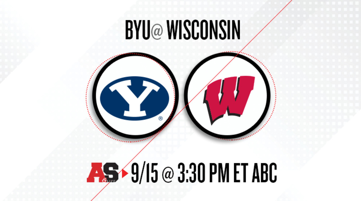 BYU Cougars vs. Wisconsin Badgers Prediction and Preview
