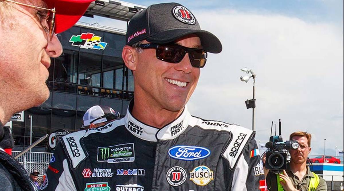 Kevin Harvick NASCAR