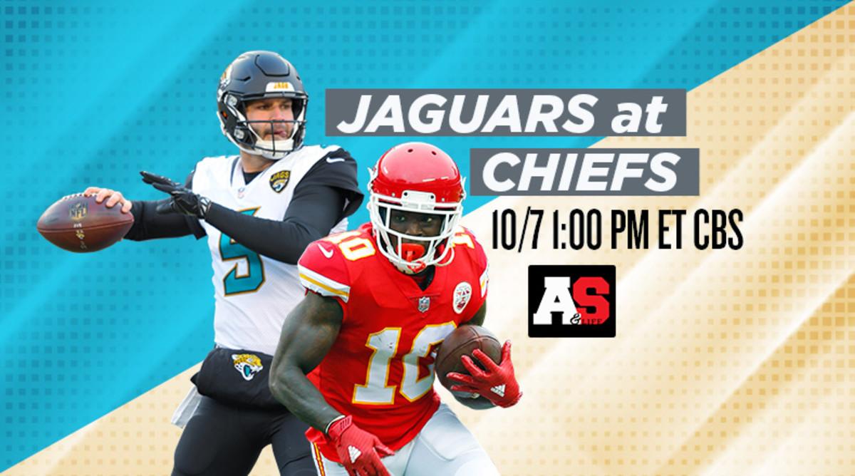 Jacksonville Jaguars vs. Kansas City Chiefs Prediction and Preview