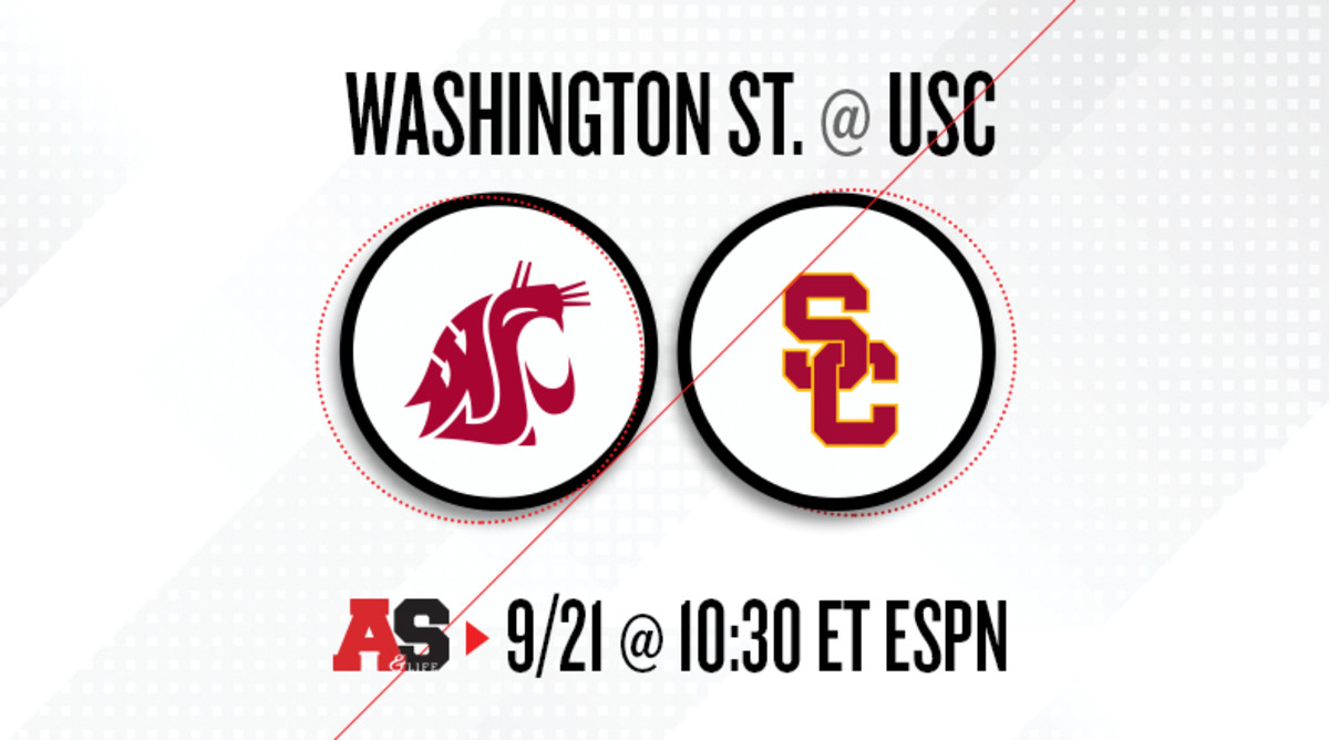 Washington State Cougars vs. USC Trojans Prediction and Preview