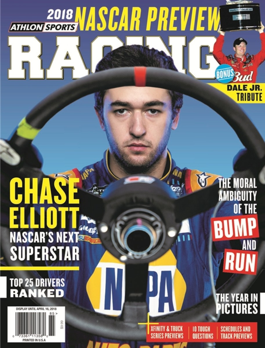 2018 NASCAR Preview Magazine
