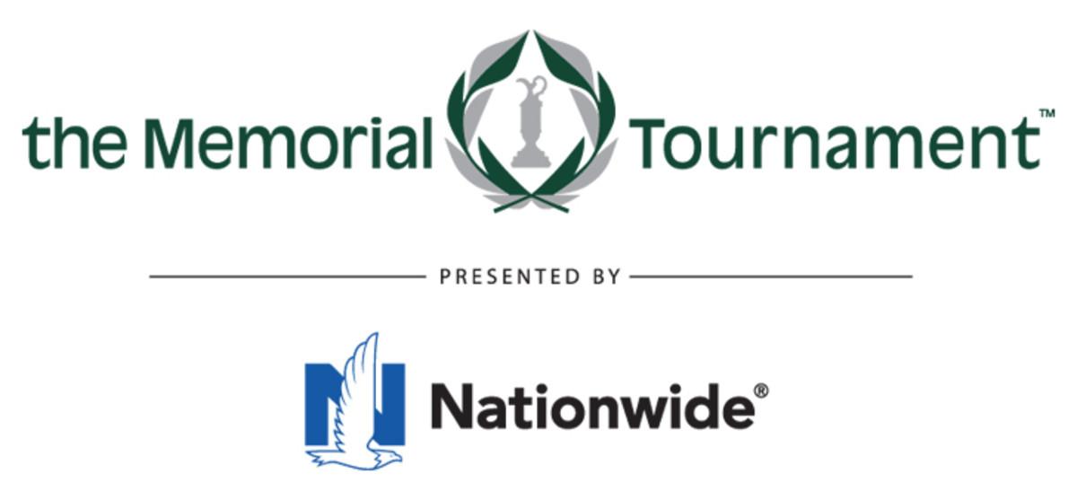he Memorial Tournament at Muirfield Village Golf Club in Dublin,  Ohio