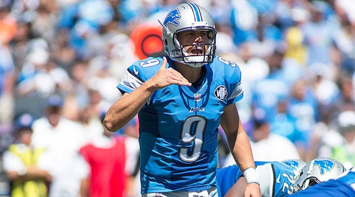 NFL Picks Against the Spread Week 2: Matthew Stafford