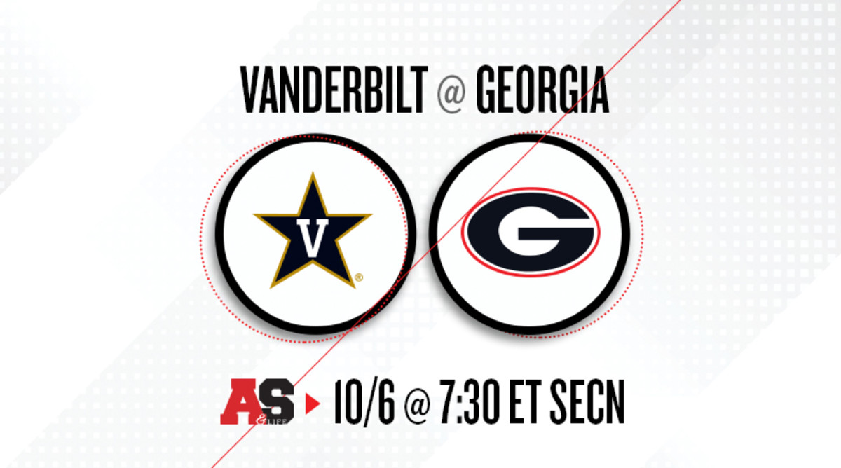 Vanderbilt Commodores vs. Georgia Bulldogs Prediction and Preview