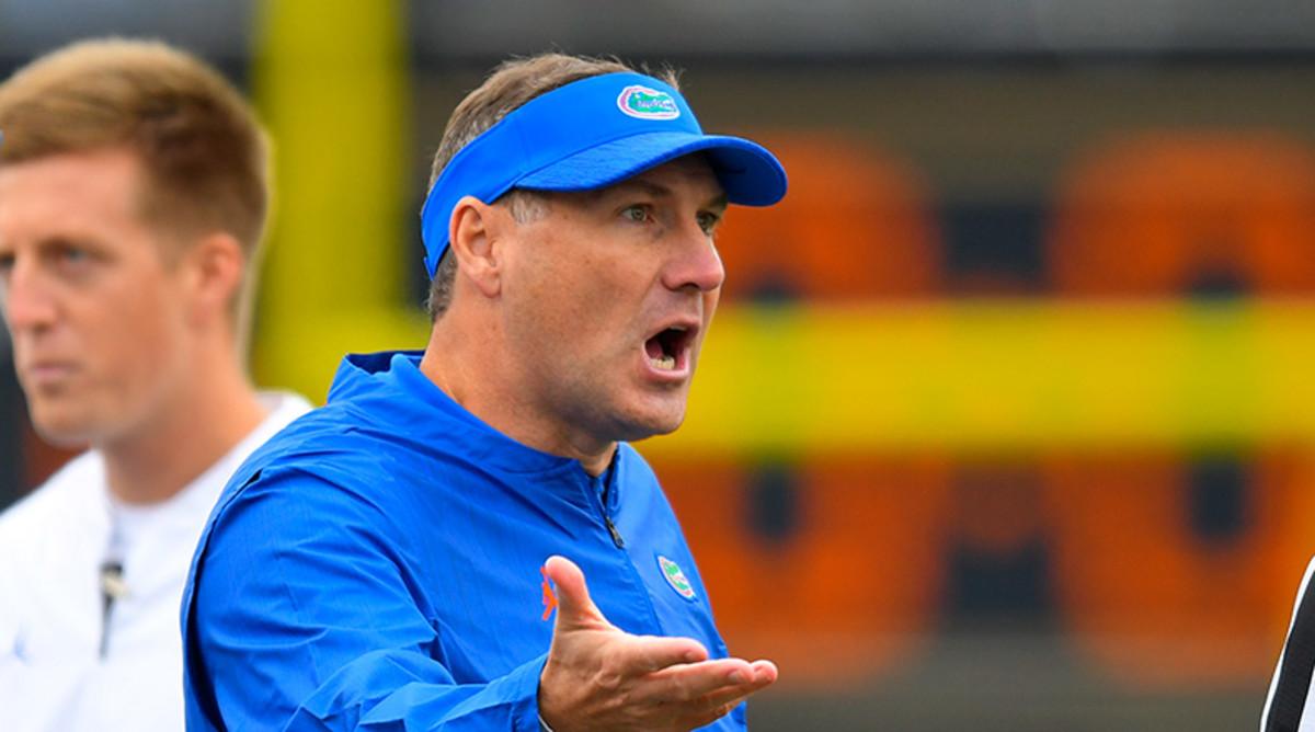 College Football Podcast: Dan Mullen