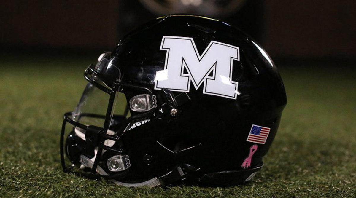 Missouri Tigers Football Alternate Helmet