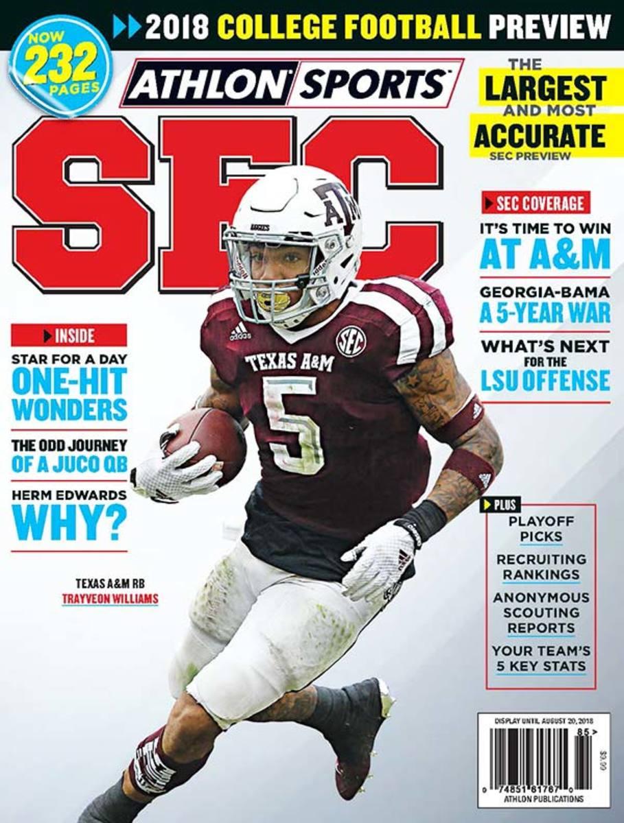 Texas A&M Football/SEC Magazine