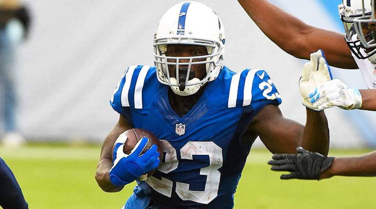 DraftKings and FanDuel Best Lineups for Week 14: Frank Gore