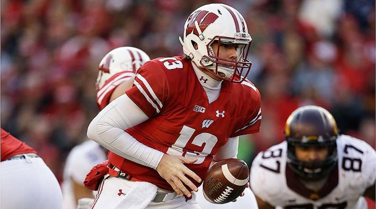 Alex Hornibrook, Wisconsin Football