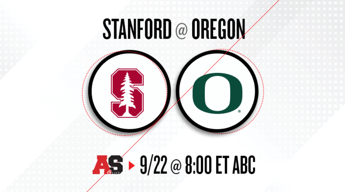 Stanford Cardinal vs. Oregon Ducks Prediction and Preview
