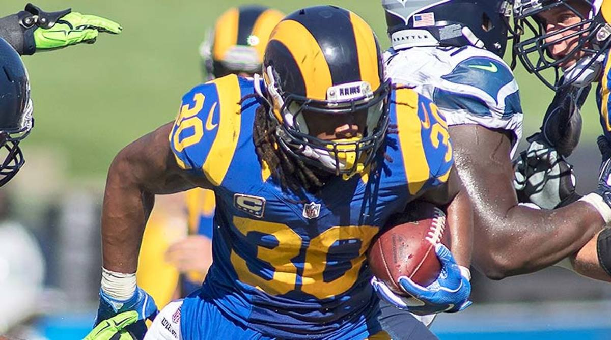 who to start, who to sit, start sit, start em sit em: Todd Gurley