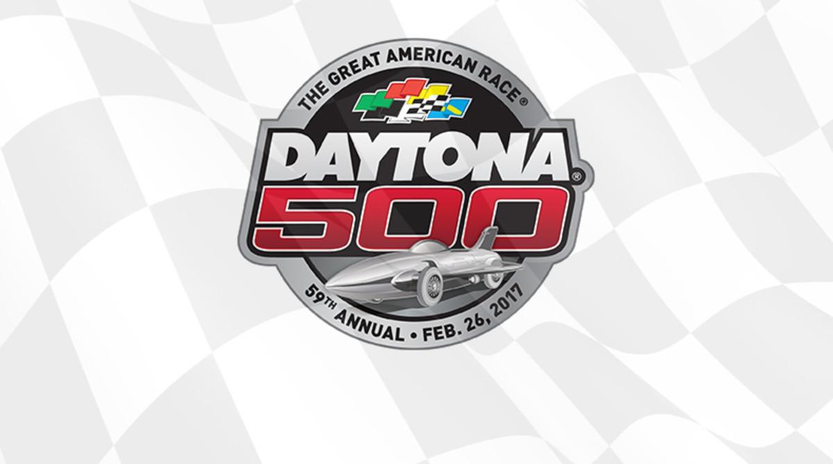 Dayton 500 logo
